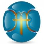 Logo da emissora Rádio Gospel MFH