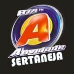 Logo da emissora Rádio Atividade Sertaneja 87.9 FM