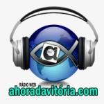 Logo da emissora A Hora Da Vitória Web Rádio