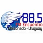 Logo da emissora Radio Encuentro 88.5 FM