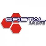Logo da emissora Radio Cristal 1470 AM