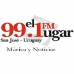 Logo da emissora Radio El Lugar 99.1 FM