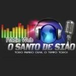 Logo da emissora O Santo de Sião