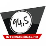 Logo da emissora Radio Internacional 94.5 FM
