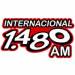 Logo da emissora Radio Internacional 1480 AM