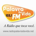 Logo da emissora Rádio Palavra de Vida 103.1 FM