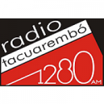 Logo da emissora Radio Tacuarembó 1280 AM
