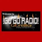 Logo da emissora Go Go Radio Gibraltar
