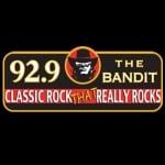 Logo da emissora KURK 92.9 FM