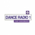 Logo da emissora Dance Radio 1