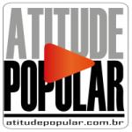 Logo da emissora Atitude Popular