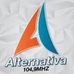 Logo da emissora Rádio Alternativa Pelotas FM