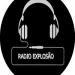 Logo da emissora Rádio Explosão