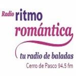 Logo da emissora Radio Ritmo Romántica 94.5 FM