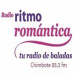 Logo da emissora Radio Ritmo Romántica 88.3 FM