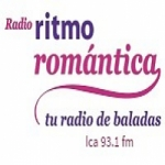 Logo da emissora Radio Ritmo Romántica 93.1 FM