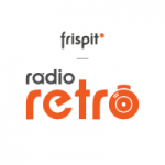 Logo da emissora Frispit Rádio Retrô