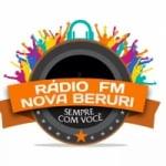 Logo da emissora Rádio FM Nova Beruri