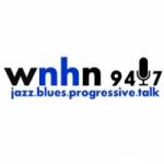 Logo da emissora WNHN 94.7 FM