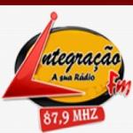 Logo da emissora Rádio Integração 87.9 FM