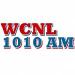Logo da emissora WCNL 1010 AM