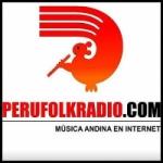 Logo da emissora Peru Folk Radio