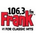 Logo da emissora WFNQ 106.3 FM