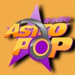 Logo da emissora Rádio Astro Pop
