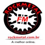 Logo da emissora Rádio RockMetal