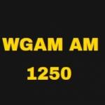 Logo da emissora WGAM 1250 AM