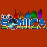 Logo da emissora Radio Sonica Peru 88.1 FM