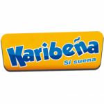 Logo da emissora Radio Karibeña 90.5 FM