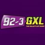 Logo da emissora WGXL 92.3 FM