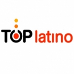 Logo da emissora Top Latino Radio