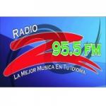 Logo da emissora Radio Z 95.5 FM