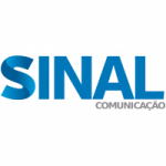 Logo da emissora Rádio Sinal 91.1 FM