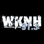 Logo da emissora WKNH 91.3 FM
