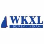 Logo da emissora WKXL 1450 AM