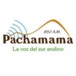 Logo da emissora Pachamama Radio 850 AM