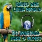 Logo da emissora Web Rádio Líder