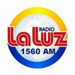 Logo da emissora Radio La Luz 1560 AM