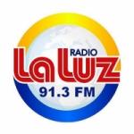 Logo da emissora Radio La Luz 91.3 FM