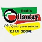 Logo da emissora Radio Ollantay 93.1 FM