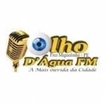Logo da emissora Rádio Olho D'Água 104.9 FM