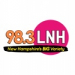 Logo da emissora WLNH 98.3 FM