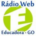 Logo da emissora Rádio Web Educadora Goias