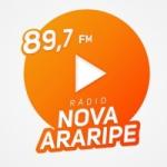 Logo da emissora Rádio Nova Araripe 89.7 FM