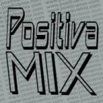 Logo da emissora Positiva Mix