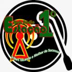 Logo da emissora Rádio Estação 1