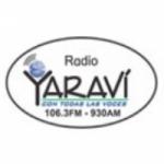 Logo da emissora Radio Yaraví 106.3 FM